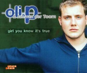 Oli-P-Girl-you-know-it-039-s-true-2001-amp-Jan-van-der-Toom-Maxi-CD