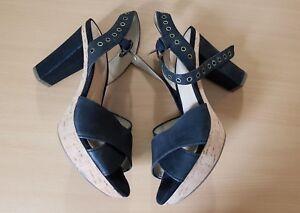 Details zu Geox Respira Damen Pumps Sandaletten Sandalen Gr. 40