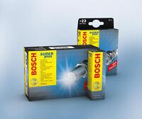 4 x VAUXHALL CORSA MKIII 1.0,1.2,1.4 BOSCH Super Spark Plug (FQR8LEU2)