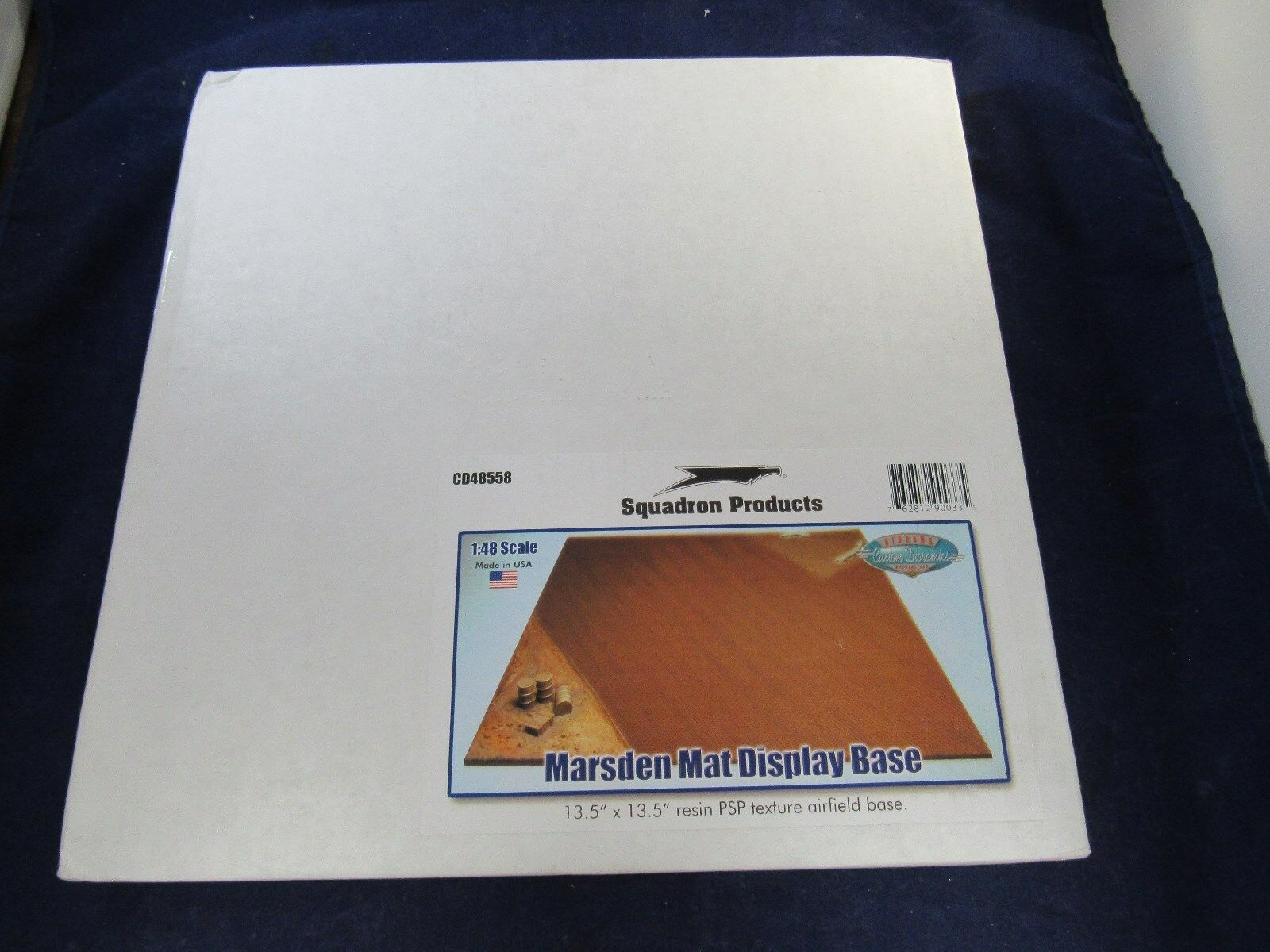 Squadron Products Marsden 1 48 Scale Mat Display Airfeild Base & Section II