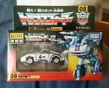 Takara Tomy Transformers 2008 encore Jazz MISB