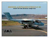 Aoa Decals 1/32 Ov-10a Bronco Airframe Stencils Usaf (high-viz)