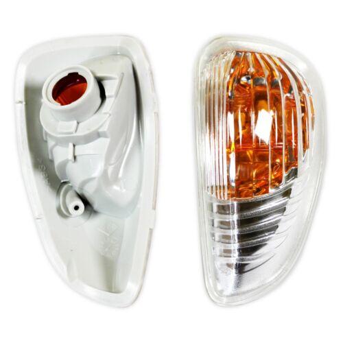 RENAULT MASTER DOOR WING MIRROR INDICATOR LENS LAMP 2010 2018 MKIII MK3 LEFT N//S