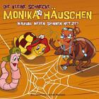 Die kleine Schnecke Monika Häuschen 09. Warum weben Spinnen Netze? von Kati Naumann (2010)