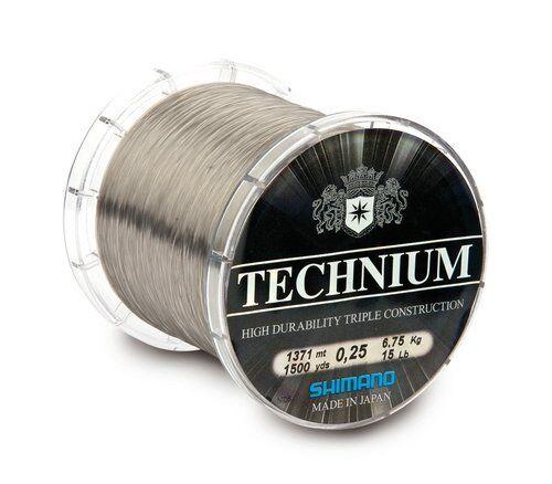 Shimano Technium Technium Technium Invisitec Schnur 0,20mm   4,20kg 2630m a064c7
