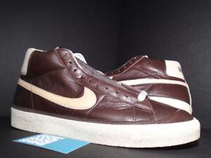 cute get online wide range Details about 2002 Nike Dunk SB BLAZER LEATHER MID PAUL BROWN NET TAN  BAROQUE 304712-211 DS 14
