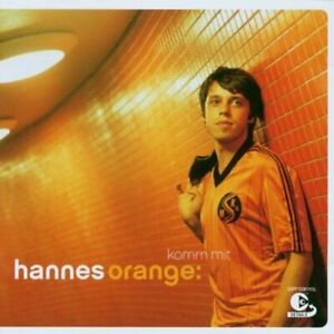 Orange-Hannes-Komm-Mit-US-IMPORT-CD-NEW