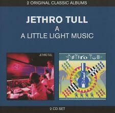 Jethro Tull A/A Little Light Music (Live) 2CD NEW + SEALED Digitally Remastered