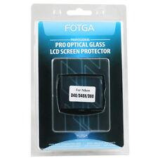 FOTGA Optical Glass Rigid Hard LCD Screen Protector For Nikon D40/D40X/D60 DSLR