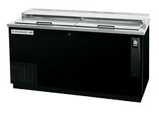 Beverage Air 185 Cuft Flat Top Sliding Door Bottle Cooler With Ss Finish