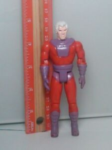 1991-Marvel-Toy-Biz-Uncanny-X-Men-Magnetic-Hands-amp-Chest-Magneto-Action-Figure