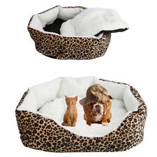 New S Superior Pet Dog Puppy Cat Soft Fleece Cozy Warm Bed House Cotton Mat