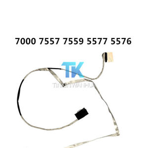 NEW-for-Dell-Inspiron-7000-7557-7559-5577-5576-014XJ8-LCD-screen-cable-14XJ8