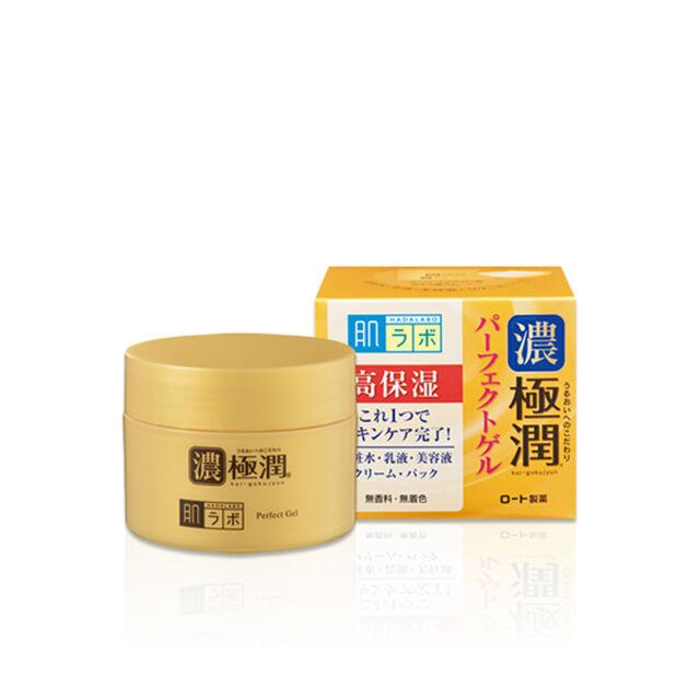 ROHTO HADALABO 3-IN-1 Hydration Perfect Gel 100g Japan F324