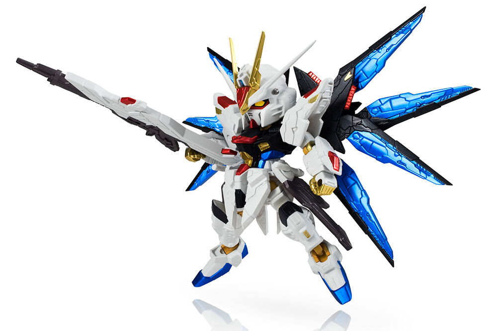 Strike Freedom Gundam Seed color Ver. NXEdge Style Action Figure BANDAI