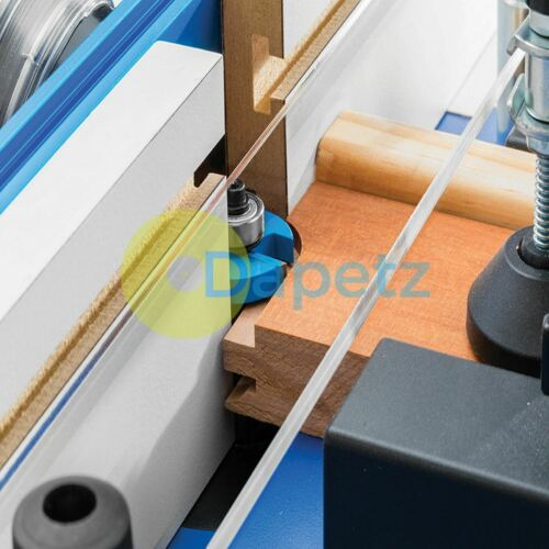 5 x 1-1//4 Rail Coping Sled Smooth Running Phenolic Resin Sled  127 W x 32 D mm