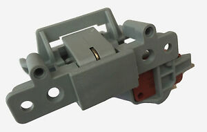 Pour Hotpoint FDW60G Lave-vaisselle de Remplacement Porte Interlock Catch