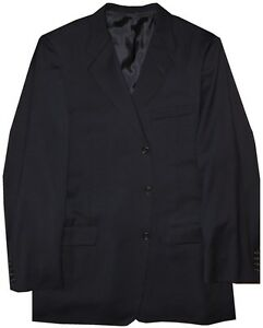 PREOWNED-MINT-HICKEY-FREEMAN-MIDNIGHT-NAVY-MADISON-SLIM-FIT-JACKET-40R-TO-42R