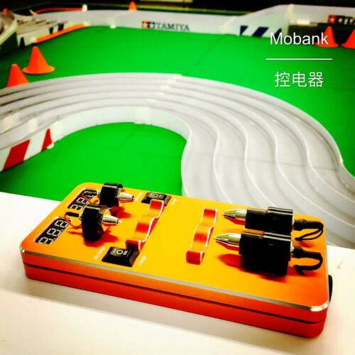 Mobank Tamiya Mini4wd Champion Charger /& Discharger /& Voltage Checker