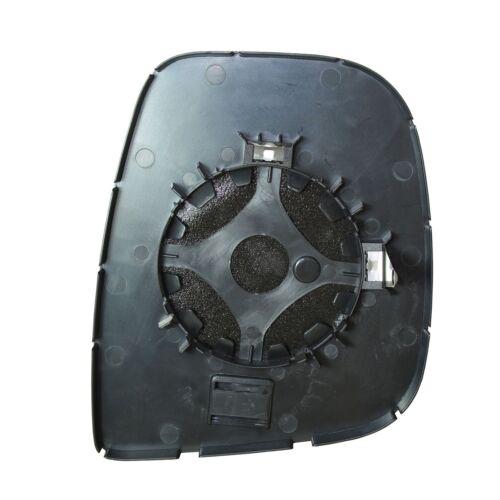 GLACE RETROVISEUR BERLINGO 2 PARTNER 2 APRES 03//2012 GAUCHE NON DEGIVRANT