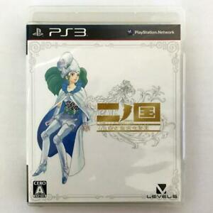 PS3-Ni-no-Kuni-Wraith-of-the-White-Witch-60252-Japanese-ver-from-Japan