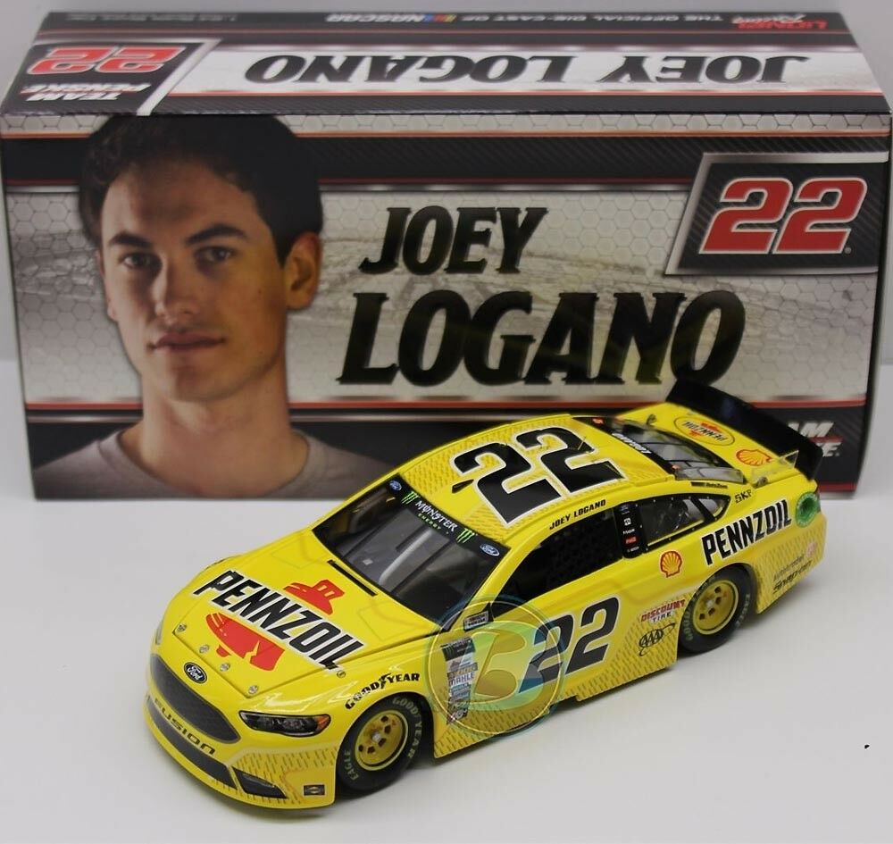 Ford NASCAR 2017  pennzoil  Joey Logano - 1 24 Lim.