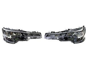 2x New Original Headlights Led Complete Toyota Corolla 81110-02S80