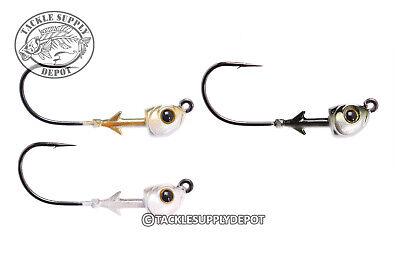 Dobyns Swimbait Jig Head Heavy Hook A Rig 3/8oz 3pk - Pick   eBay