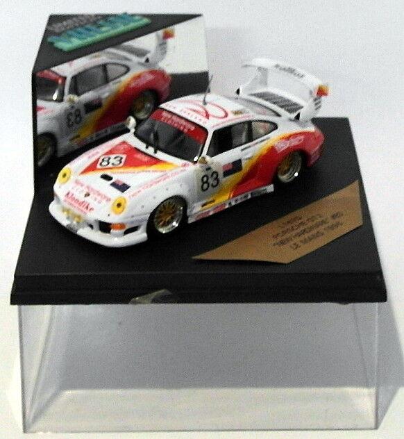 Vitesse Models 1 43 Scale L167D - Porsche GT2 Le Mans 1996 - New Hardware