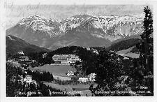 B7081 Austria NO Semmering Heeres Kurlazarett