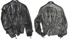 Harley Davidson Leather Jacket COMPETITION II w ARMOR & LINER 98110-97VW WOMEN L