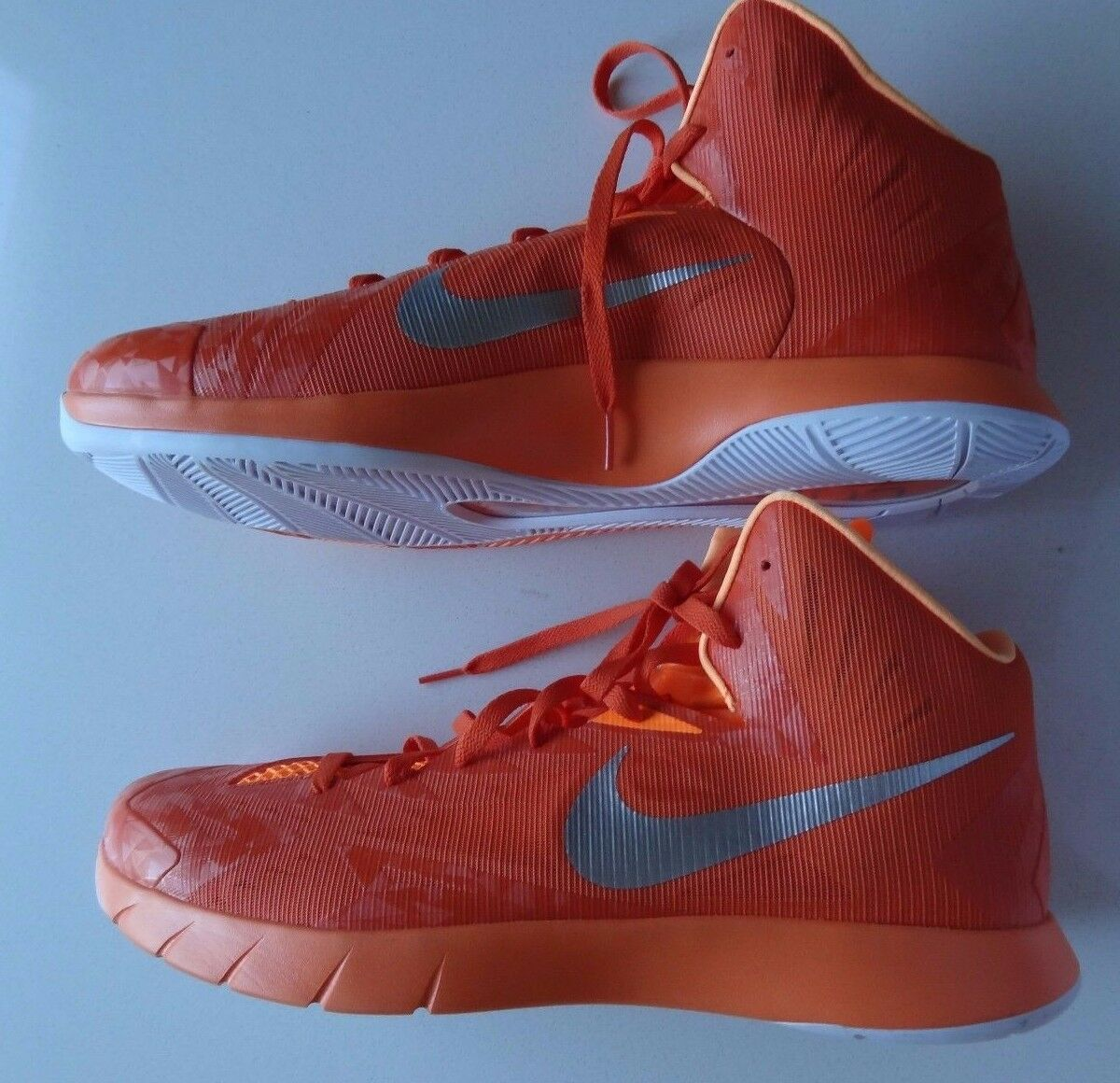 Nike  Lunarlon Hyperquickness homme basketball  Nike chaussures  Taille 17 new 63383e
