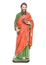Saint Paul resin statue cm. 42