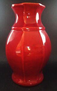 Bay-Keramik-Vase-690-20-Mid-Century-8-Inch-Tall-VTG-FREE-Delivery-UK