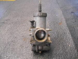1981-Suzuki-RM465X-RM-465-X-AHRMA-Vintage-Carburetor-Intake-Carb