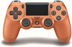 Genuine-Sony-PS4-DualShock-4-Wireless-Controller-for-PlayStation-4-Copper