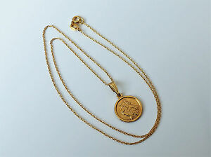 18ct gold over sterling silver st christopher pendant necklace ebay image is loading 18ct gold over sterling silver st christopher pendant aloadofball Choice Image