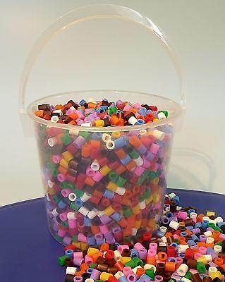 Spielzeug Xl Bügelperlen Eimer Mit 2800 Stück Maxi-perlen 86-18 Delikatessen Von Allen Geliebt