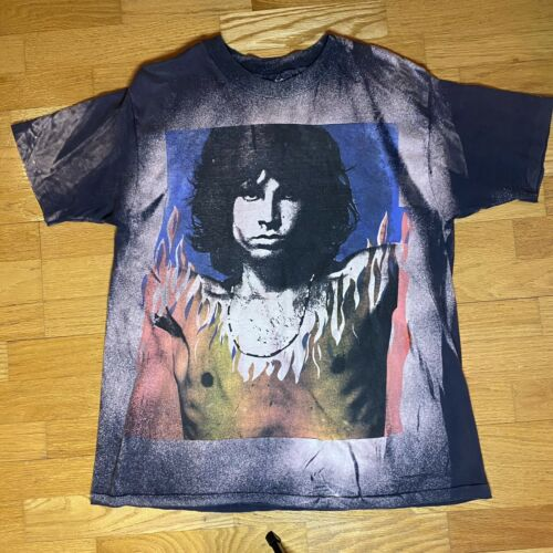 Vintage Mosquitohead The Doors Jim Morrison Shirt