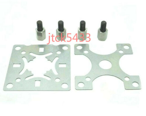 New Fixture Centering Plate 50X50 Compatible With EROWA and 3Rsystem ER-009214