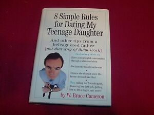 There something? 8 simple rules on dating my teenage daughter something is