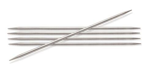KnitPro aguja juego Nova metal 20cm 10117 strumpfstricknadel
