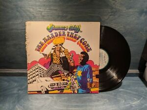 Jimmy Cliff The Harder They Come (Original Soundtrack Recording) Vinyl Record LP