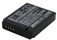 UK Battery for Panasonic Lumix DMC-LX5K DMW-BCJ13 DMW-BCJ13E 3.7V RoHS