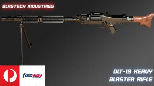 Presale DLT-19 BLASTER RIFLE STAR WARS COSPLAY KIT