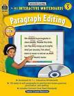 Interactive Learning: Paragraph Editing Grd 5 by Teacher Created Resources (Paperback / softback, 2013)