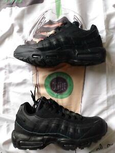 air max 95 negro hombre