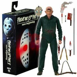 NECA-Figurine-Friday-13th-Roy-Burns-Ultimate-18cm-Part-V