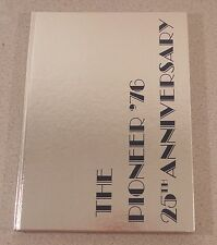1976 Providence High School Yearbook Clarksville Indiana IN Ind