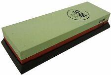 Seido 120/400 Grit Combination Whetstone Knife Sharpening Stone /Knife Sharpener